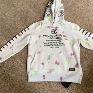 Neighborhood hoodie